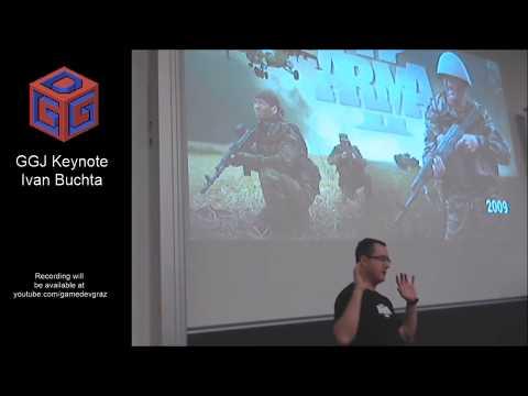 Ivan Buchta - Global GameJam Graz 2018 Keynote