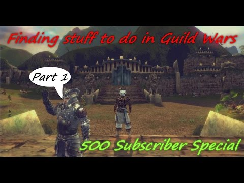 GuildWars:What is there to do in a 10 year old+ MMO? [Part 1]