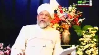 Ahmadiyya Khalifa reply to Anti Ahmadiyya Allegations 1/6