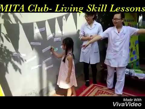 MITA Club- Living skill lessons