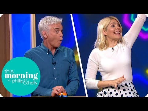 Holly V Phillip In A Game Of Blockbusters | This Morning