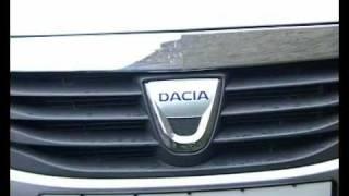 Dacia Logan New Test Drive