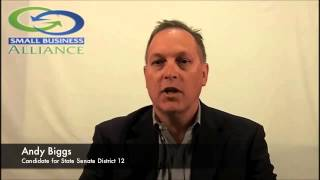 Andy Biggs for 2014 State Senate LD12 - Question 3