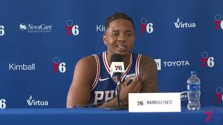 Markelle Fultz | 2018-19 Media Day Availability