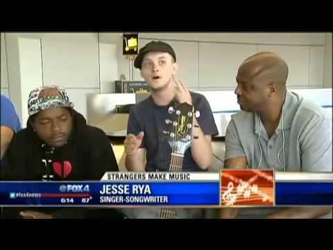 Jesse Rya Featured on the News! (