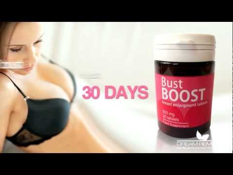 The Bust Boost Breast Enhancing Pill