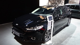 2017 Ford Mondeo ST-Line Clipper - Exterior and Interior - Auto Show Brussels 2017