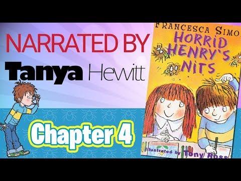 Horrid Henry Nits - Chapter 4 (Francesca Simon; voice: Tanya Hewitt )