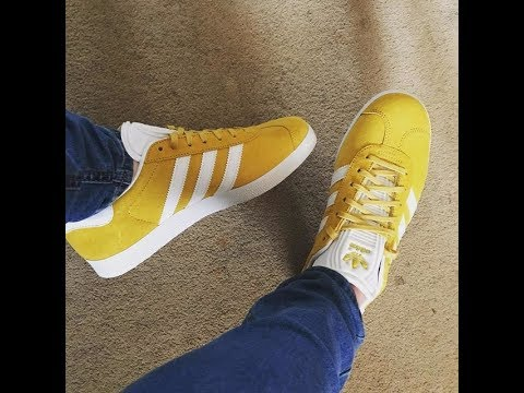 Unboxing Review zapatillas adidas Gazelle bb5479 YouTube