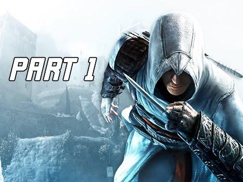 Assassin's Creed Walkthrough Part 1 - Altaïr Ibn-La'Ahad (PC Let's Play Commentary)