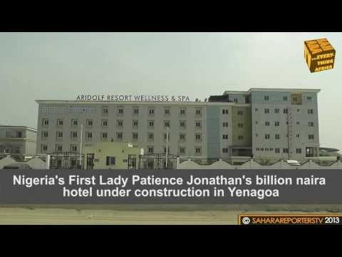The Massive Real Estate of the Jonathans in Bayelsa