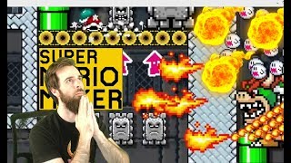 I Don't Ask For Much... | SUPER EXPERT NO SKIP [#14] [SUPER MARIO MAKER]