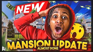 MANSION UPDATE!! IT'S ALMOST FINISHED!! **I SPENT $500,000** | Vlogmas 5