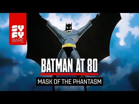 WATCH: The story behind Batman: Mask of the Phantasm