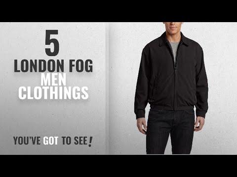 Top 10 London Fog Men Clothings [ Winter 2018 ]: London Fog Men's Zip Front Light Mesh Lined Golf