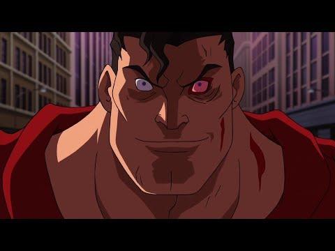 Superman Goes Crazy - Superman vs. The Elite