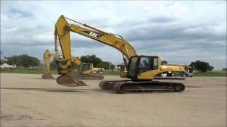 2001 Caterpillar 320C L excavator for sale | sold at auction October 22, 2015