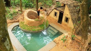 Dig To Build Swiṁming Pool Using Water Well To Put In Pool