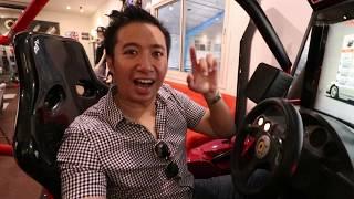 How NOT to Drift your Car!! - CarPorn Racing Garage Visit