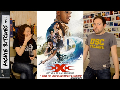 """xXx: Return of Xander Cage"" Movie Review - MovieBitches Ep 137"