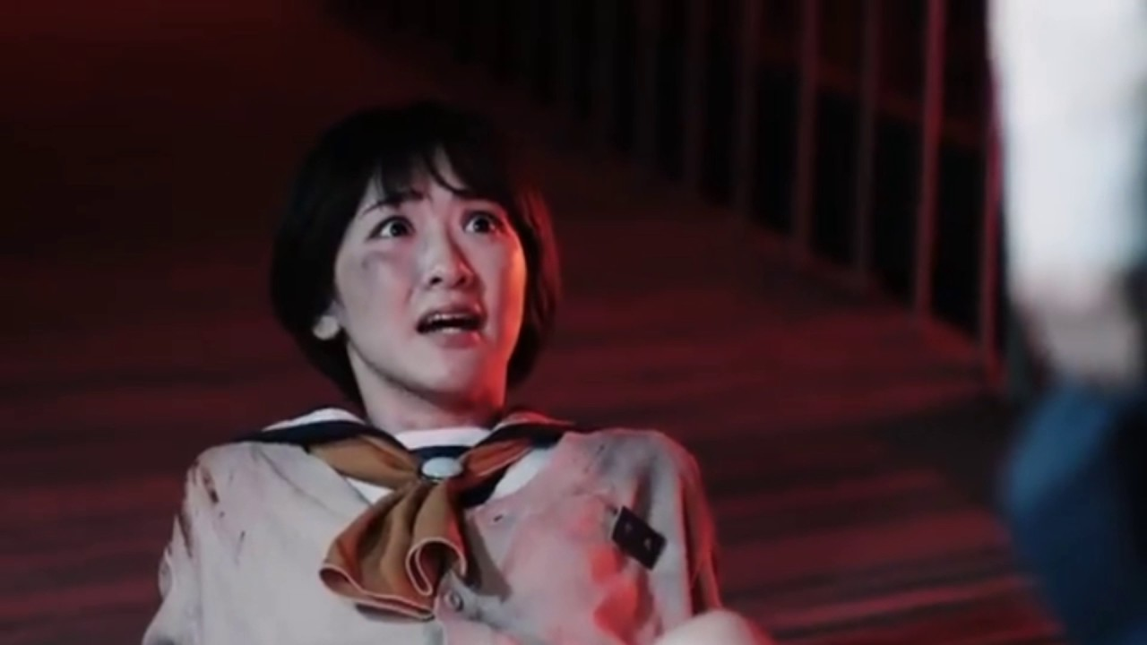 Corpse Party Book Of Shadows Live Action Ayumi S Death Youtube