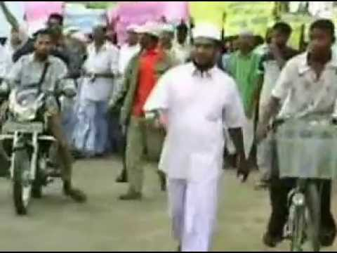 Oddamavadi Video 01 - 08/11/2007 a protest against karuna group