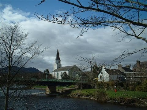 Places to see in ( Comrie - UK )