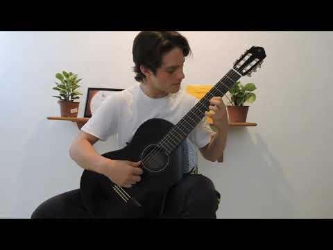 Carlos Lindsay - Estudio 7 Leo Brouwer