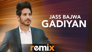 Gaddiyan Ch Yaar (Remix) | Jass Bajwa | Urban Zimidar | | Latest Punjabi Songs 2019 | Speed Records