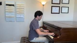 Alberto Williams: Rama de piquillín - Carlos Quesada, piano