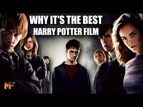 Why The Order Of The Phoenix Is The Best Harry Potter Film (Video Essay)