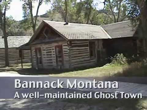 Ghost Towns of Idaho and Montana #1