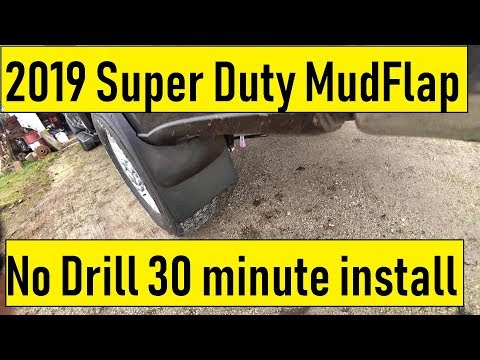 2017---2019-super-duty-mudflap-install-weathertech-no-drill