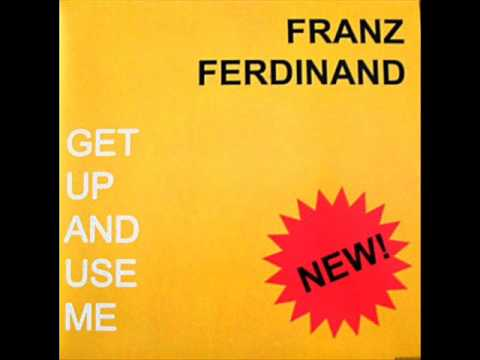 Franz Ferdinand - Get Up and Use Me (Fire Engines Cover)