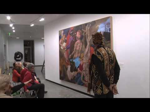 Artist Talk: Arvie Smith (full talk)