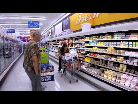 Shumpert's IGA Free 3 Minute Shopping Spree