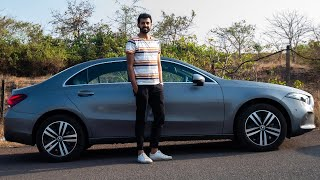Mercedes A-Class Limousine - Feature Loaded & Drives Well | Faisal Khan