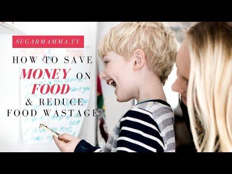 How To Save Money On Food & Reduce Food Wastage || Minimalism & Food || SugarMamma.TV