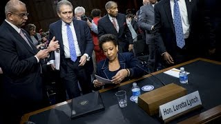 Loretta Lynch Disagrees With Obama's View on Marijuana