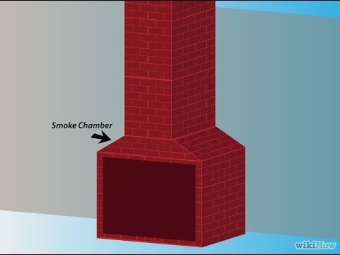 Como hacer una chimenea de ladrillo para parrilla youtube for Construccion de chimeneas de ladrillo