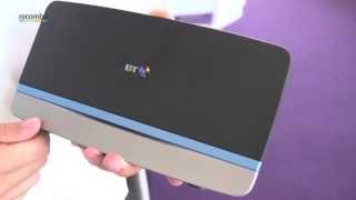 BT Home Hub 5: Hands-on video