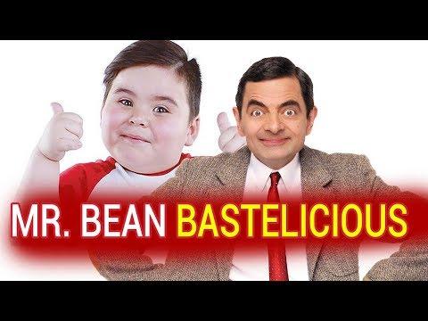 Mr Bean's BASTELICIOUS