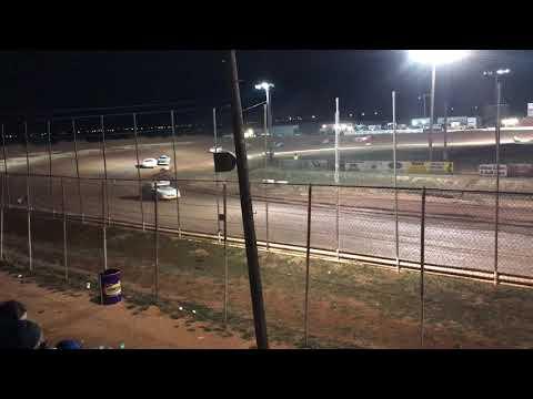 Abilene Speedway Ice Breaker 2018