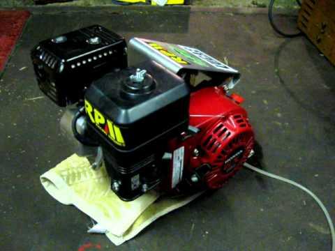 Race Tuned RPM Honda GX160 Go Kart Engine