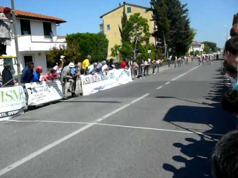 www.teamvalcar.it - San Miniato Basso (PI): arrivo donne Esordienti