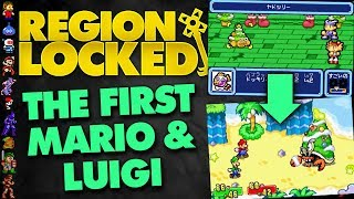 Mario & Luigi Series' Predecessor: Tomato Adventure - Region Locked Feat. Dazz