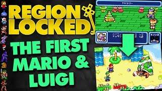 Mario & Luigi Series' Predecessor: Tomato Adventure - Region Locked Feat. Dazz