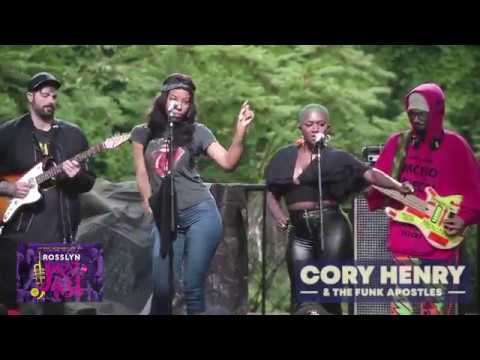 MonoNeon with Cory Henry & The Funk Apostles (from the Art of Love Tour)