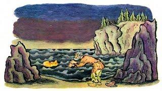 Сказки для детей. А С Пушкин.  Сказка о рыбаке и рыбке. Сказка для детей.  Часть 2