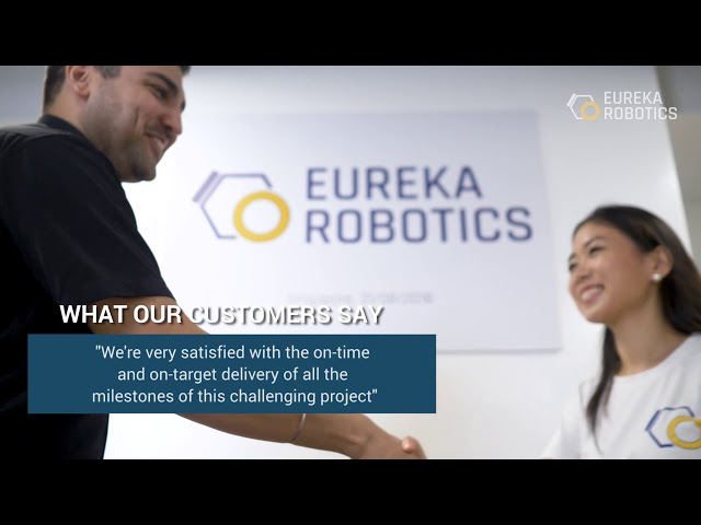 Introduction to Archimedes - With Eureka Robotics